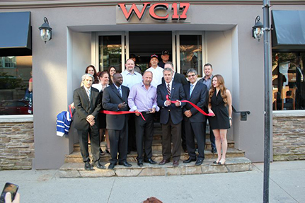 e01d1660fb0 Wendel Clark was on hand to official open the newest Wendel Clark s Classic  Grill   Bar on June 18 in Burlington. Click here to view more pictures from  the ...